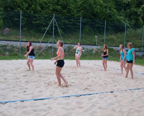 Beachvolley Frankenfels