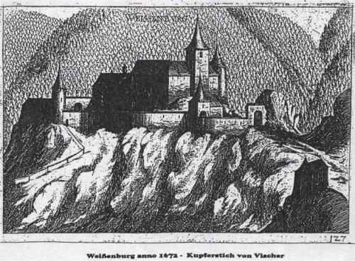Weissenburg 1672