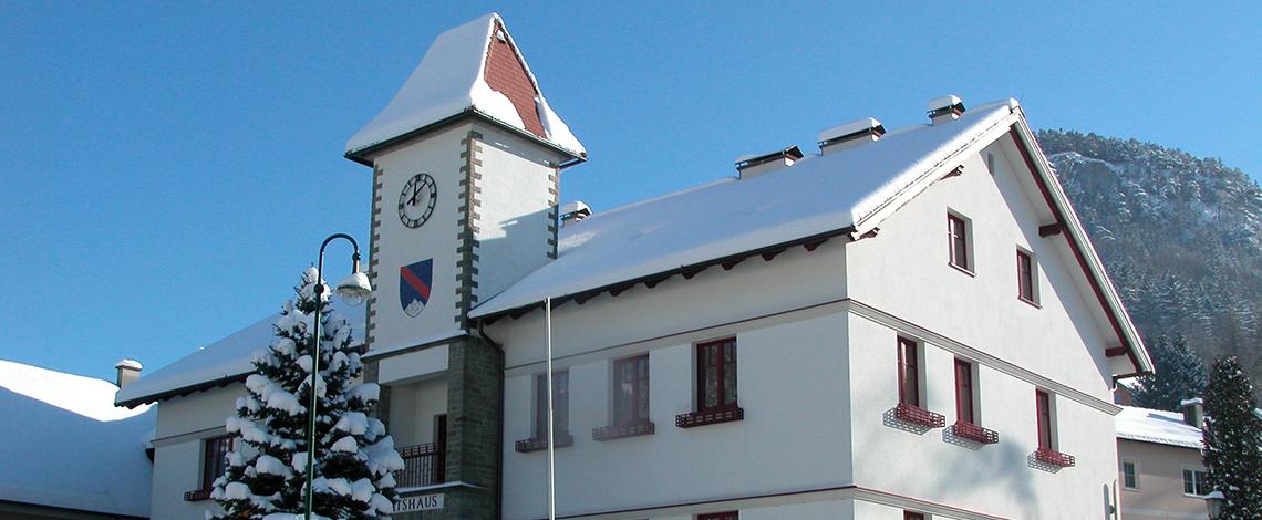 amtshaus frankenfels