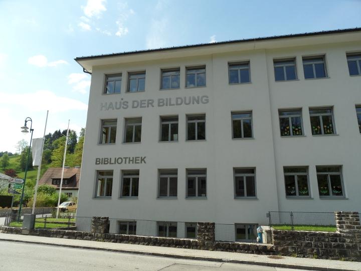 Haus der Bildung in Frankenfels