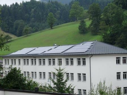 Photovoltaik Schule