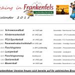 Ballkalender 2015