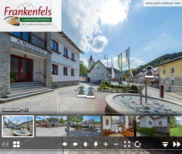 Panorama Frankenfels