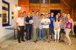 FCU-Vorstand GV2015