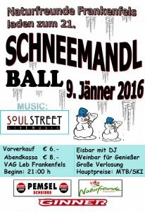 SChneemandlball