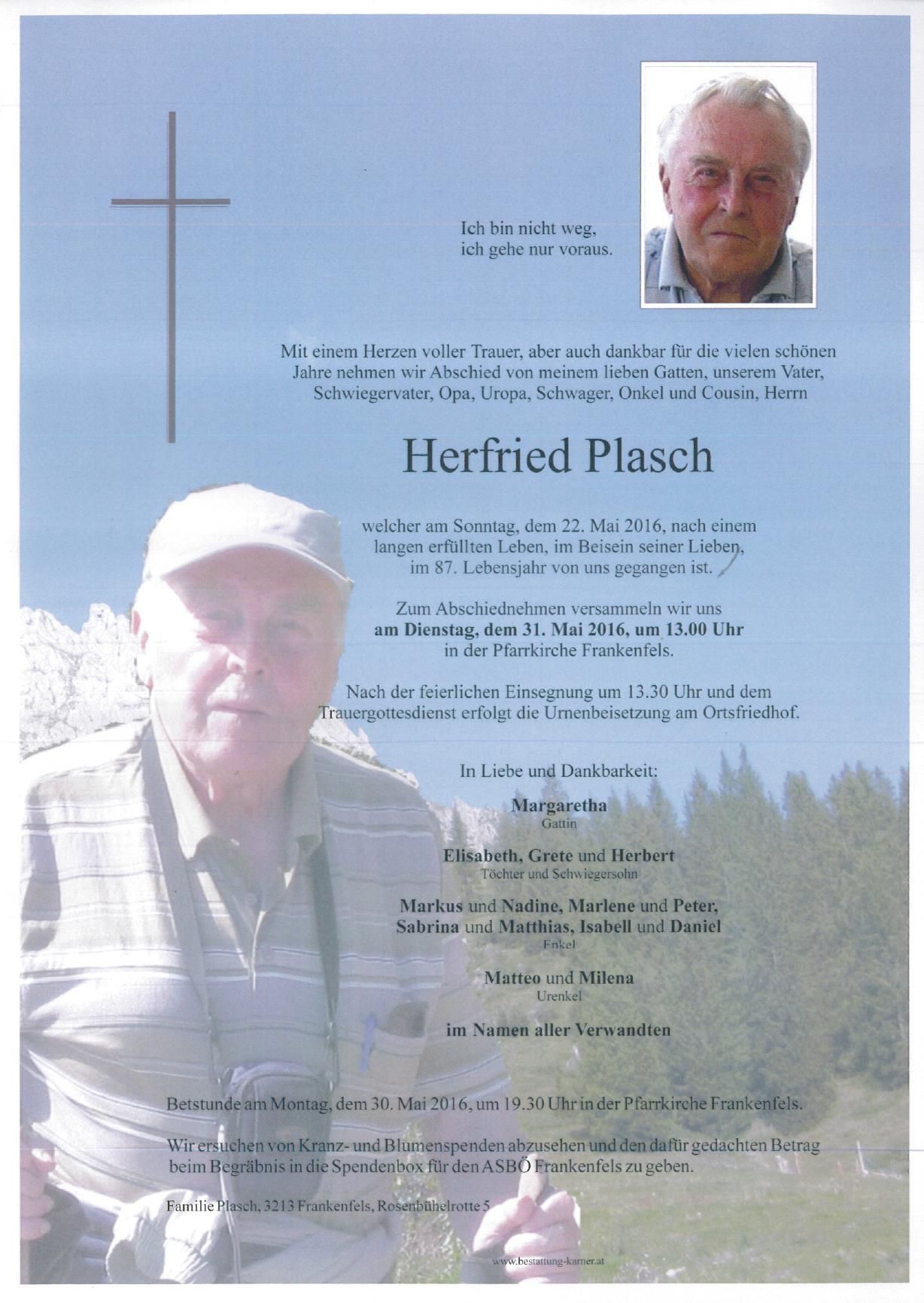 Herfried Plasch