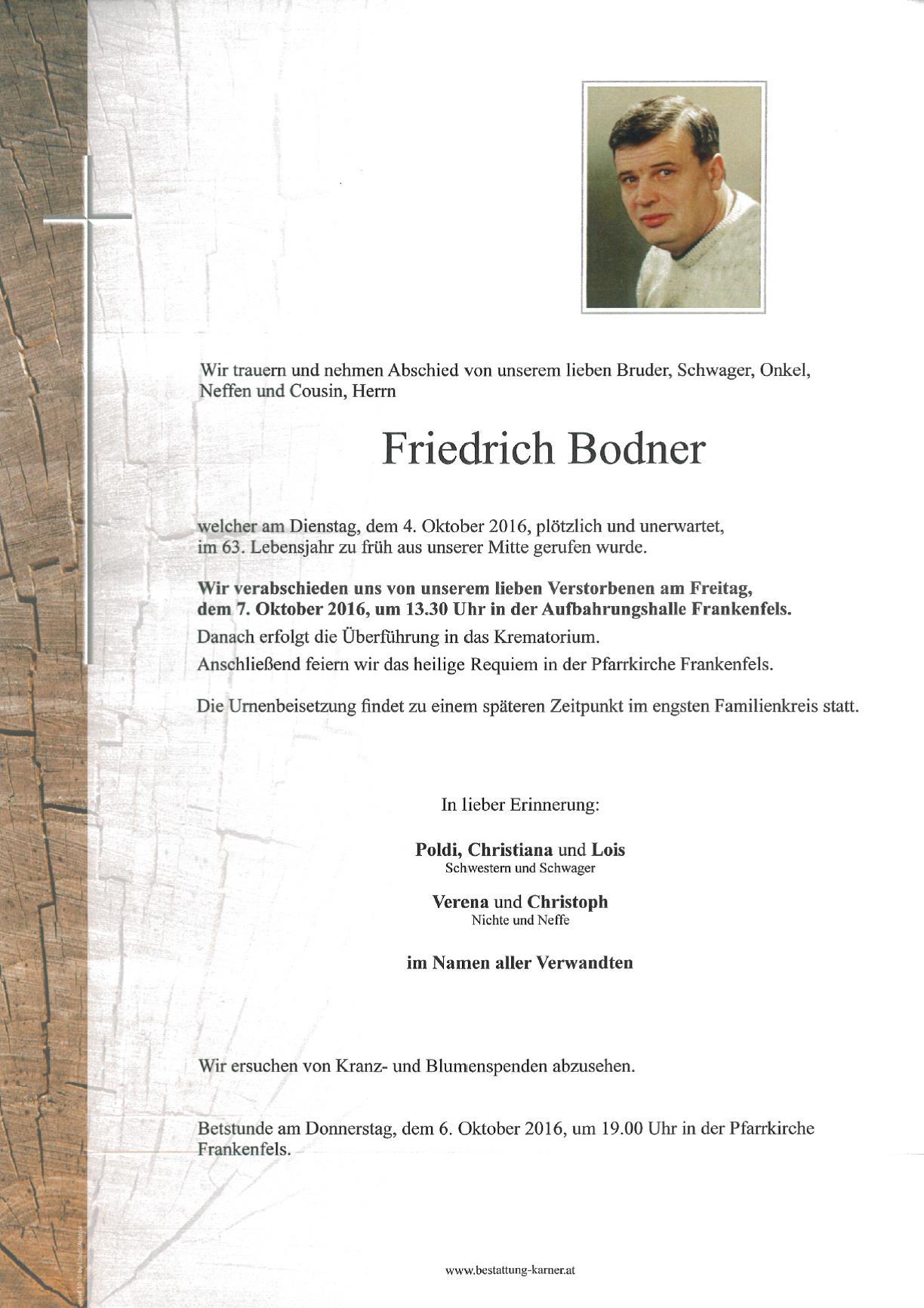 friedrich-bodner