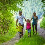 Sommertour in die Natur