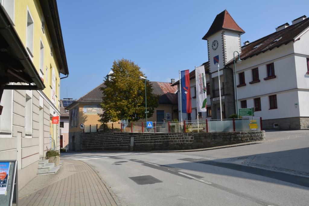 Amtshaus und Musikerheim
