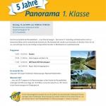 5 Jahre Panoramawagen Flyer