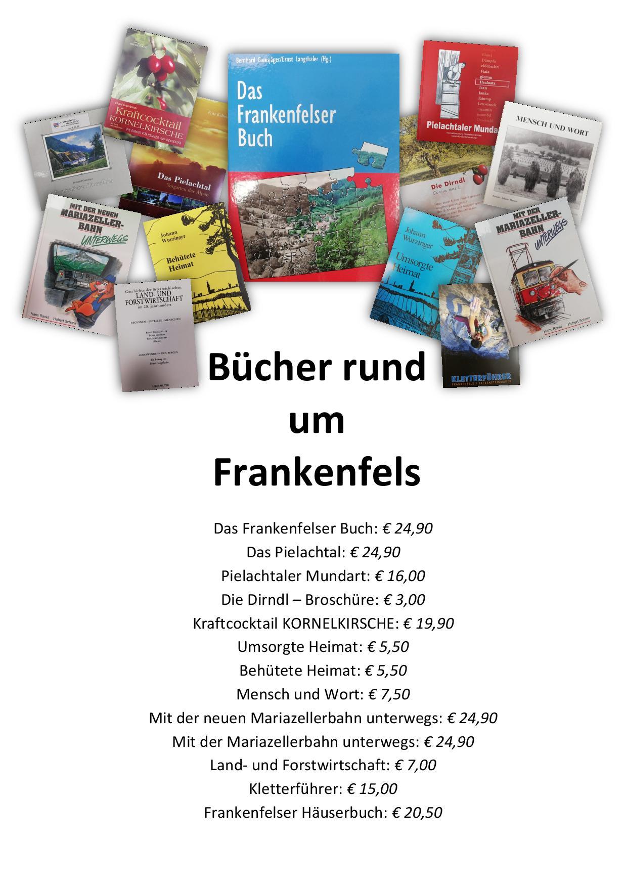 Bücher am Gemeindeamt