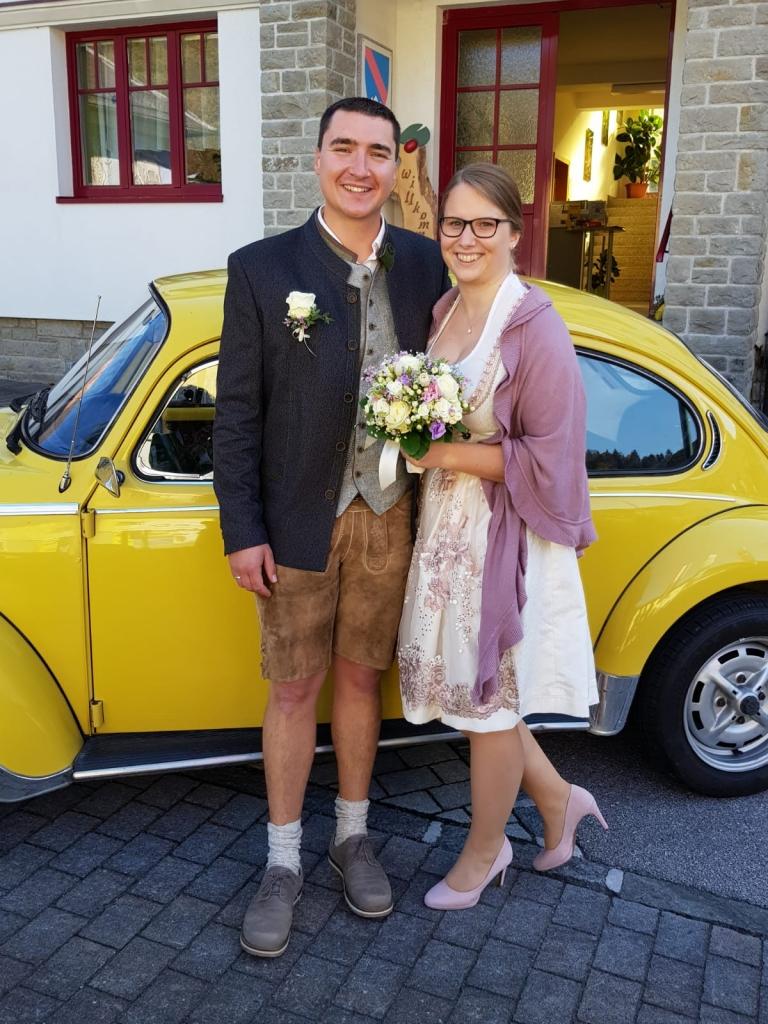 Hochzeit Katrin und Daniel Frankenfels