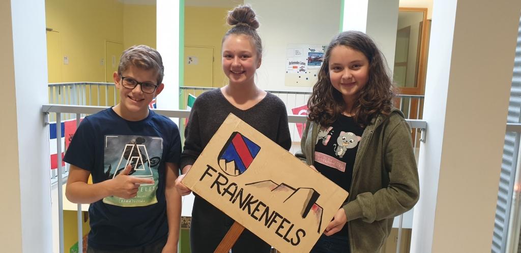 Schulsprecherin Pieber NMS Frankenfels