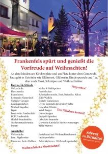 Frankenfelser Avent Programm